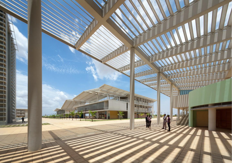 安哥拉国立大学新校区一期项目2