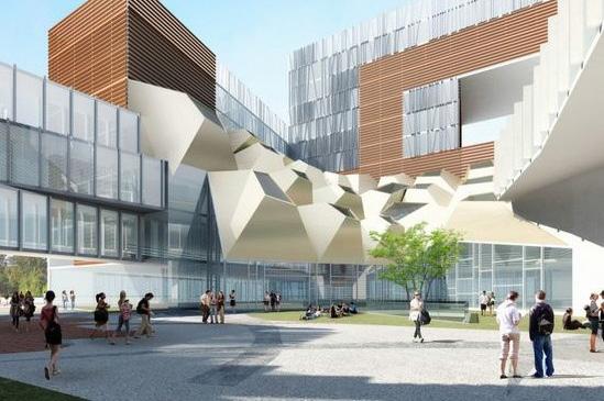 复旦大学新校区