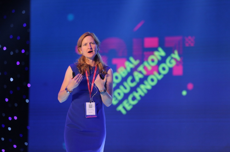 教育技术创新,必达,必达亚洲,SDV,Anne Dwane