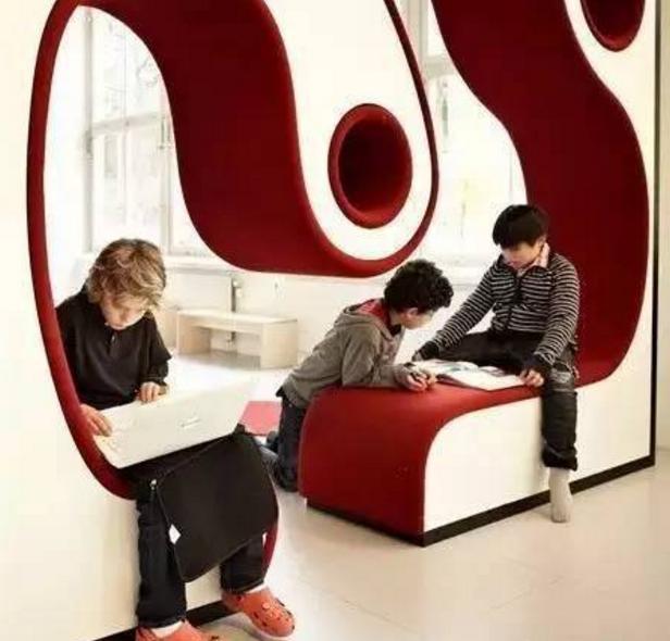 学校设计,教育科技,学习空间,学校规划,必达亚洲,BEED