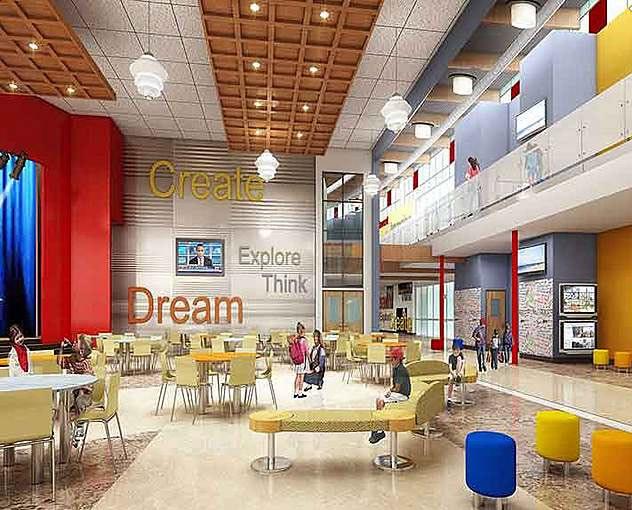 幼儿园设计,幼儿园建设,大连万科城幼儿园,必达,BEED,BEED ASIA