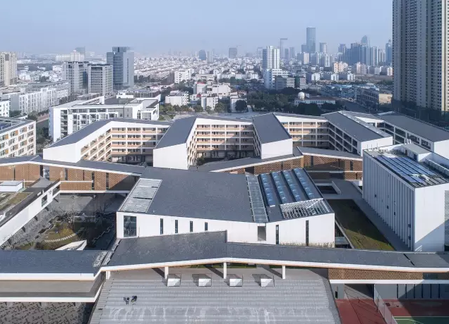 装配式建筑,学校建设,香港中文大学建筑学院