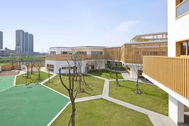 上海华东师范大学附属双语幼儿园,幼儿园设计,建设,必达,必达亚洲