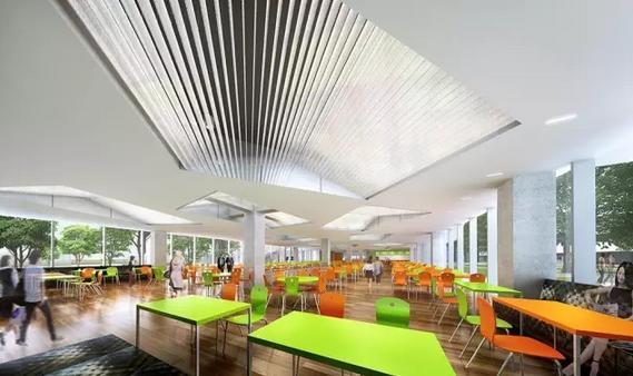 学校设计,教育理念,学习空间,教育环境,必达亚洲,BEED