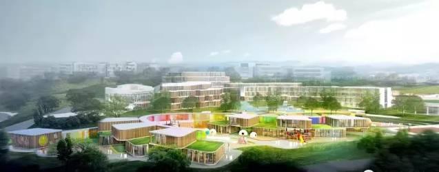 衡水中学川南校区,学校设计,学校建设,必达亚洲,BEED,beed asia