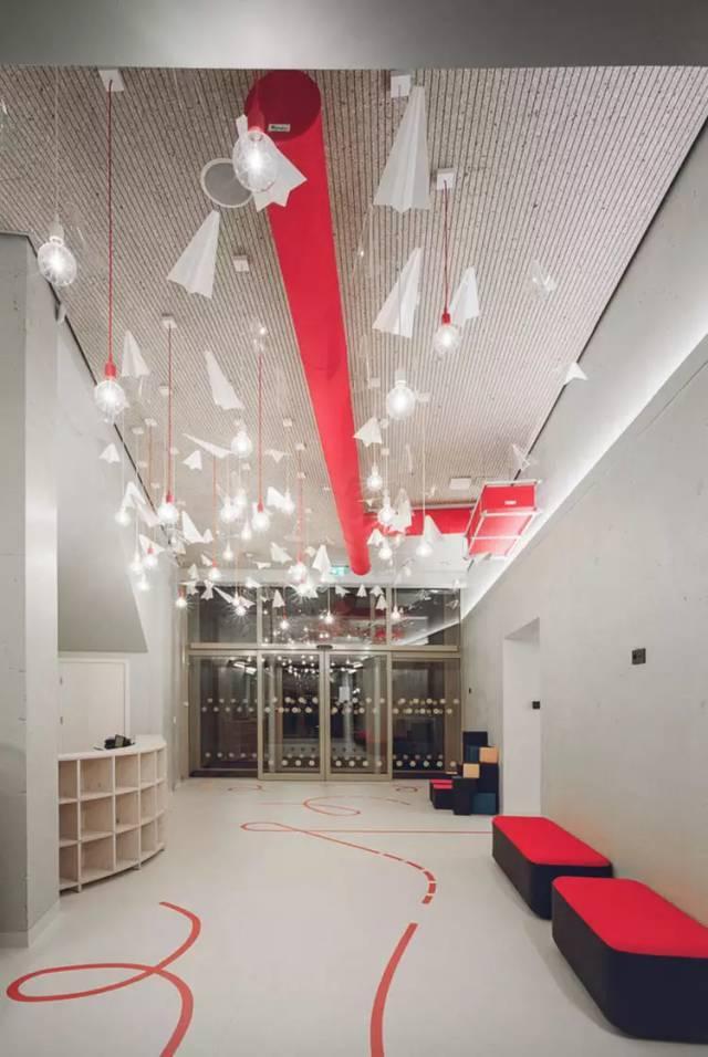 拉脱维亚 Exupery 国际学校,学习空间设计,学校设计,教室布局,必达亚洲,BEED