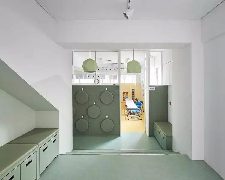 韩国小学,学校设计,学习空间,学习环境