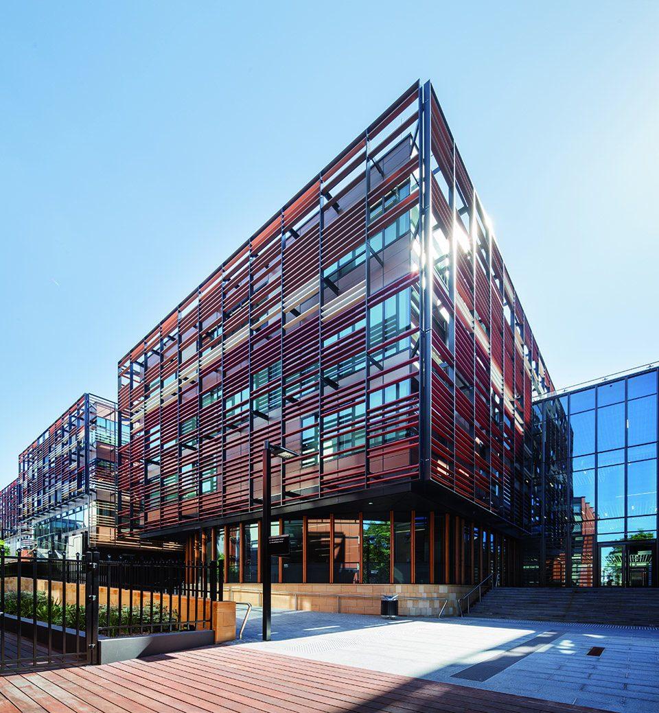 悉尼大学商学院,伍兹贝格,学校设计,学校建设,建设资讯