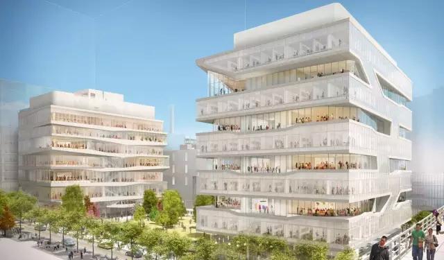 商学院设计,学校建设,学习环境,哈佛商学院