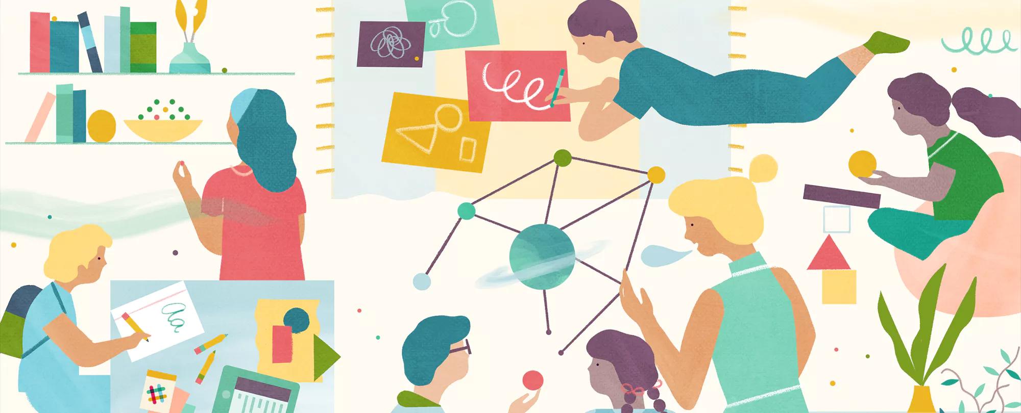 21世纪学习环境,PST(教学法、空间、技术),学习环境,学习空间,学校设计